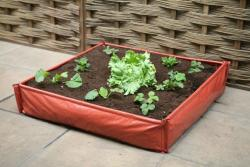 Instant Raised Bed Patio Planter Kit